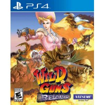 Wild Guns Reloaded [PS4]